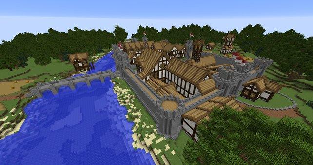 Minecraft: Gerne von Profi-Trollen zur Demütigung von Kindern genommen.