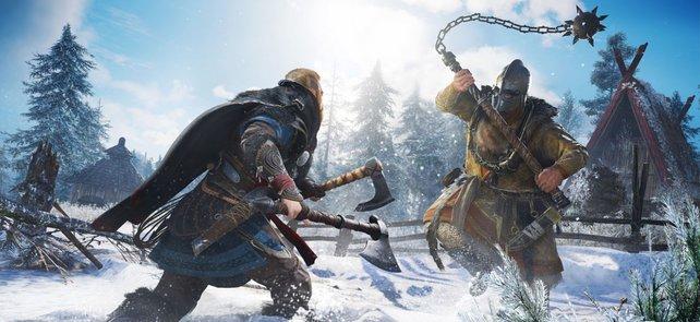 Assassin's Creed: Valhalla - Entwickler wollten veraltete Tradition brechen - und wurden abgewürgt.