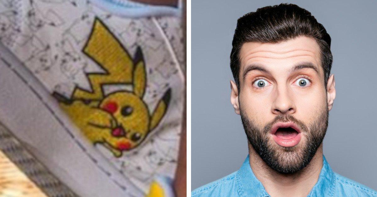 Pokémon: Sneakers von Adidas mit Pikachu und Schiggy Panorama