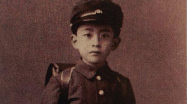 Als sein Vater das Weite sucht, ist der kleine Hiroshi Yamauchi erst sechs Jahre alt (Foto von 1933). Zum Präsidenten taugt selbst er da noch nicht.