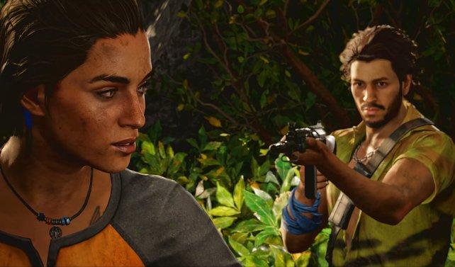 In Far Cry 6 kämpft ihr als Aufstand für eure Ideale. (Bild: Screenshot@YouTube / Ubisoft)