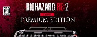 Resident Evil 2: Premium Edition für 900 US-Dollar