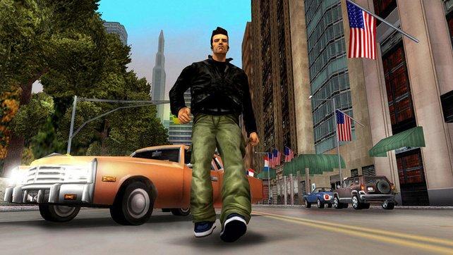spieletipps-Leser Christian hat einen brachialen Kampf in GTA 3 gegen einen gewöhnlichen Polizisten verloren.