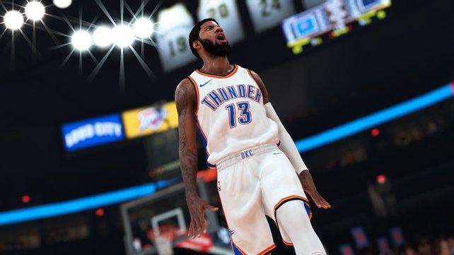 NBA 2K19 überzeugt in vielen Bereichen mit unzähligen Detail-Verbesserungen.