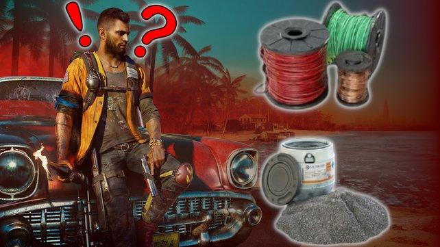 In diesem Guide zeigen wir euch, wie ihr in Far Cry 6 an Supremo-Kleber und Schießpulver gelangt.