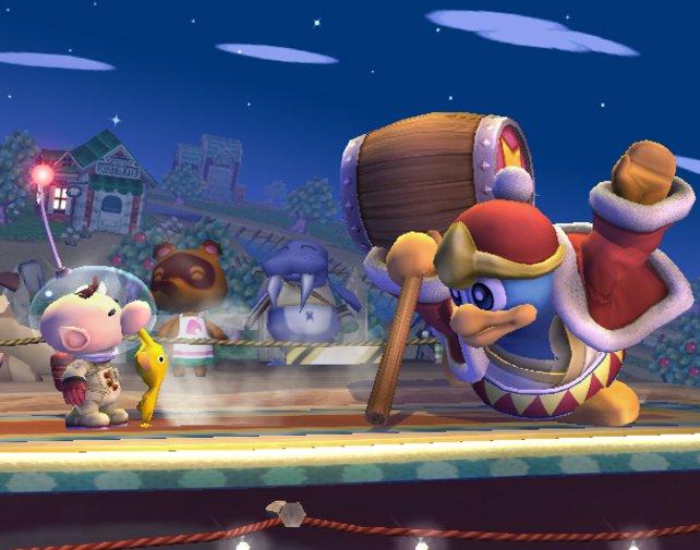 Ein Spiel für Perfektionisten: In Super Smash Bros. Brawl gibt es weit mehr als 500 Trophäen, der Nachfolger auf der Wii U sogar 716.