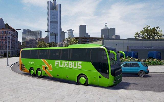 Wer beim Fernbus Simulator an ein Werbe-Spiel denkt, der trifft voll ins Schwarze.