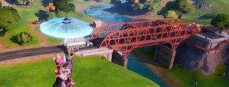 Tipps: Fortnite: Bei Stahlbrücken tanzen: Fundorte auf der Karte