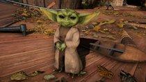 Jetzt könnt ihr als Baby Yoda zocken