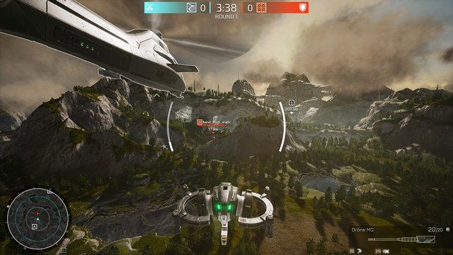 Der Drohnen-Kampf bietet neue taktische Herausforderungen.