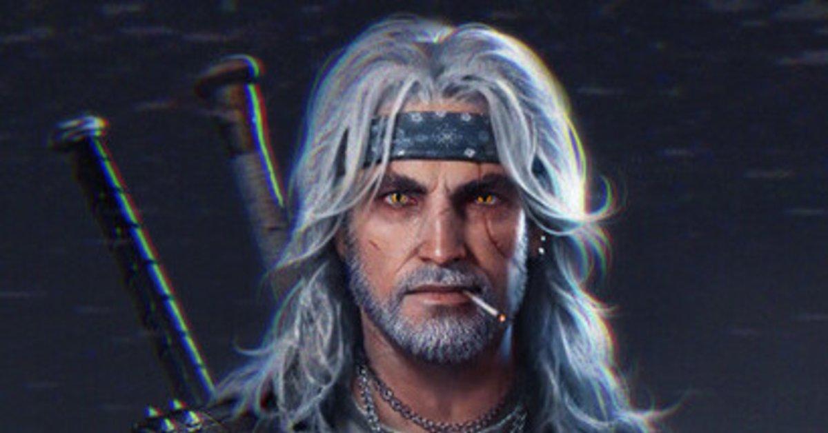 The Witcher | Wenn Geralt ein Punk in den 80ern wäre