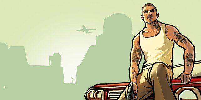 Das hat gefühlt jeder in meinem Alter gespielt: Grand Theft Auto - San Andreas.