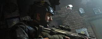 Call of Duty - Modern Warfare: Spiel benutzt eingescannte Umgebungen fürs Level-Design