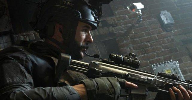 Call of Duty: Modern Warfare im Test.