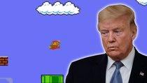 Jetzt könnt ihr als Super Bernie gegen Donald Trump kämpfen