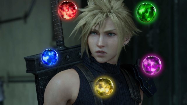 Final Fantasy 7 Remake - Alle Materia und ihre Fundorte für euch aufgelistet.
