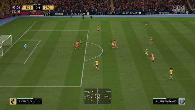 Hinten muss die Null stehen! Unsere Tipps helfen euch beim Verteidigen in FIFA 20.