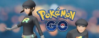 Pokémon Go: Team Rocket ist da