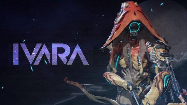 Warframe: Ivara