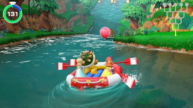 Beim Rafting ist statt Brettspiel-Taktik Action im Teamwork angesagt.