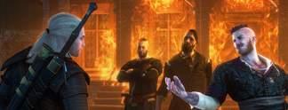 Vorschauen: The Witcher 3 - Hearts of Stone: Froschkönig für Erwachsene mit viel Inhalt