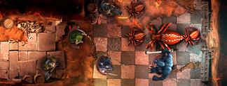 Warhammer Quest: Tisch oder Bildschirm, das ist hier die Frage