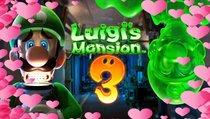 Gewinnt 3 x Luigi's Mansion 3 und eine Nintendo Switch zum Valentinstag - **UPDATE 21.02.2020**