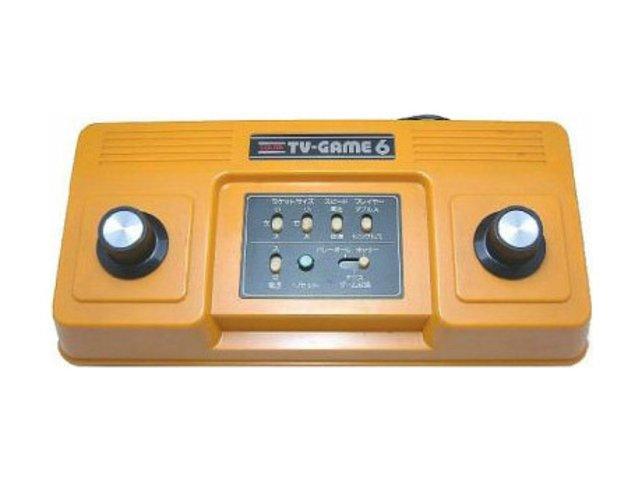 Kaum jemand kennt mehr das Color TV Game 6 und seine Nachfolger - kein allzu großer Verlust.
