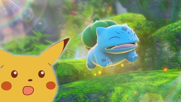 <span>New Pokémon Snap:</span> Fotograf schießt 14 unglaubliche Fotos