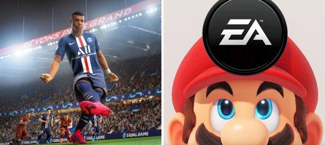 FIFA-Fans auf der Nintendo Switch sollten besser nicht zu viel erwarten.