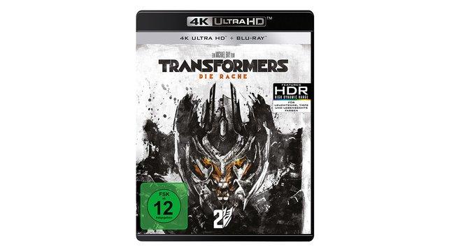 Einige Hollywood-Filme sind als UHD-Blu-ray erhältlich und auf der Xbox One X lauffähig.