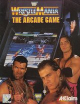 WWF Wrestlemania - The Arcade Game
