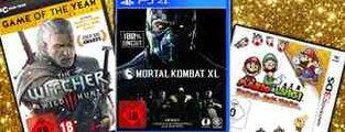 Schnäppchen des Tages: Mortal Kombat XL und The Witcher 3 - GOTY