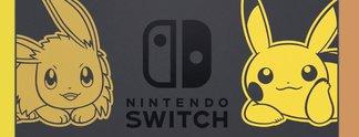 Pokémon - Let's Go: Sammler-Switch und neue Details zu geheimen Techniken