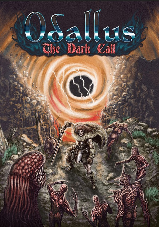 Odallus - The Dark Call