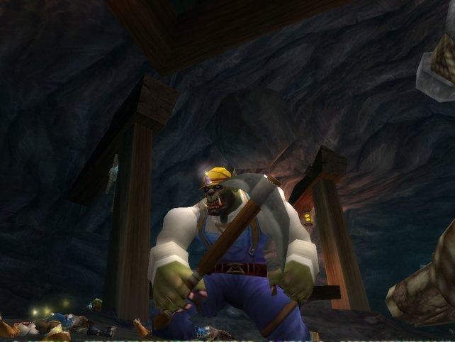 In WoW: Classic könnt ihr als Bergbauer richtig Kohle Scheffeln.