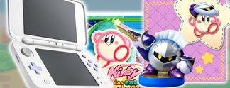 News: Gewinnt einen New Nintendo 2DS XL mit Kirby und amiibo - **UPDATE 17.04.2019**