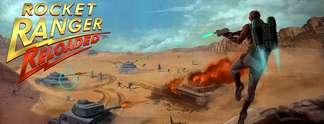 Rocket Ranger Reloaded: Cinemaware veröffentlicht Gratis-Demo