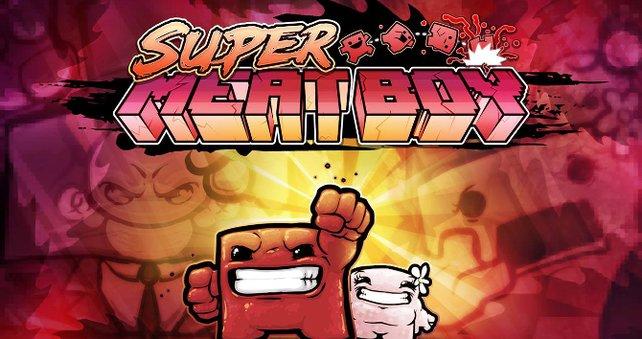 Levels für Super Meat Boy könnt ihr nur mit der PC-Version erstellen.