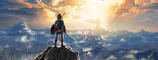 Zelda - Breath of the Wild 2: Das bedeuten die mysteriösen Schriftzeichen im Trailer