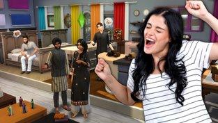 Fans feiern Die Sims 4