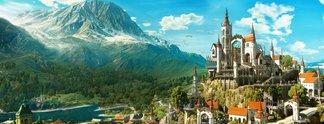 Größenwahn: Spielewelten im Vergleich