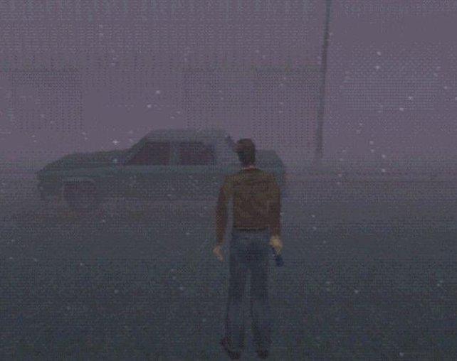 Silent Hill und seine Grafik: Aus heutiger Sicht kein schöner Anblick.