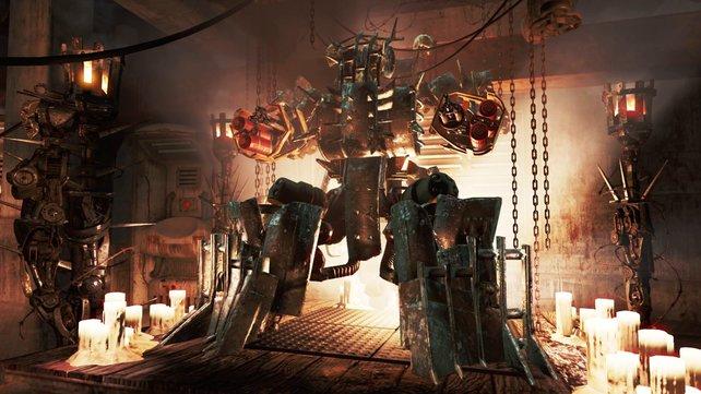 In Automatron baut ihr euch einen eigenen Killer-Roboter zusammen.
