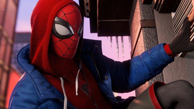 Zwischensequenzen in Spider-Man: Miles Morales sehen fantastisch aus.