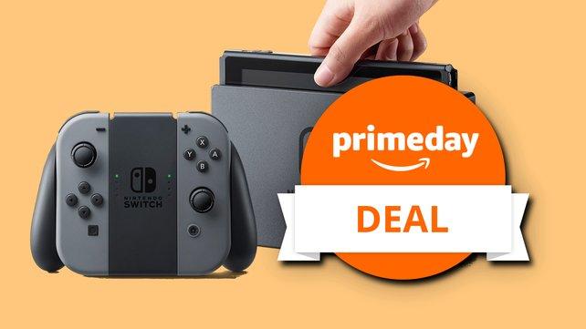 """Zum Prime Day gibt's bei Amazon spektakuläre """"Nintendo Switch""""-Angebote"""