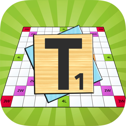 Towers - The Tile Stacking Word Game