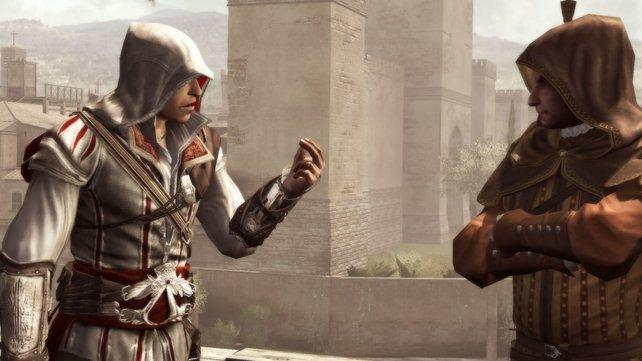 Der zweite Teil bringt Ezio ins Spiel. Er ist einer der beliebtesten Protagonisten.
