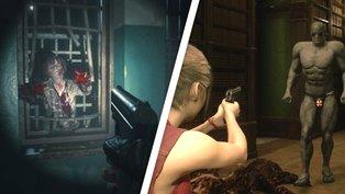 Die besten Mods für Resident Evil 2