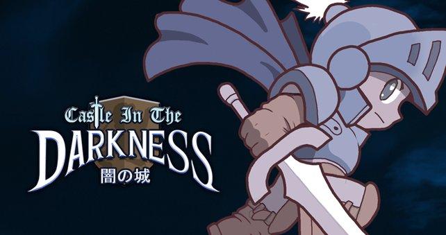 Wie der Name des Spiels verrät, erforscht ihr ein Schloss, das von Dunkelheit umhüllt ist.
